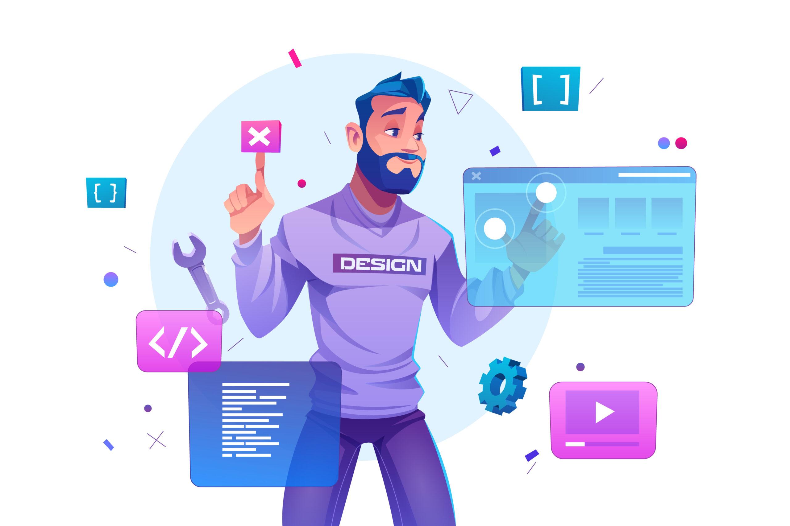 Web Page Design & Development